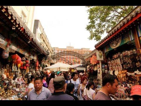 A Journey Through Beijing - A Canon T3i Short Film