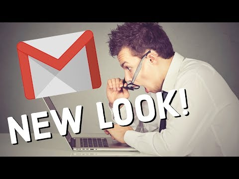The New Gmail Look! Quick Walkthrough