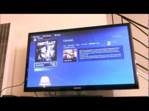PS4 - How To Download Games From PSN