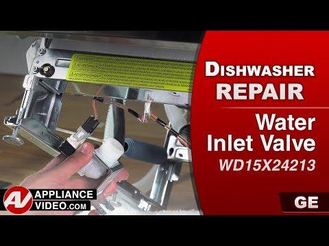 GE Dishwasher - Water Inlet Valve issues - Repair & Diagnostics
