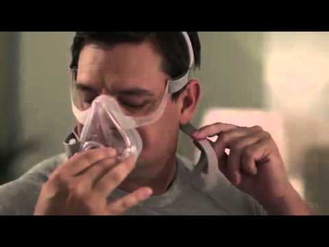 AirFit F10 Full Face CPAP Mask with Headgear | Fitting Tips
