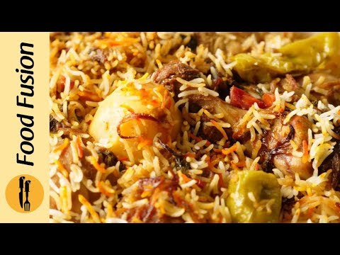 Sindhi Biryani Recipe By Food Fusion