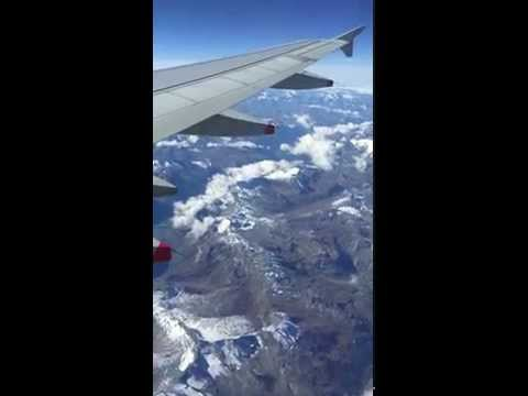 BA flight from london to pisa