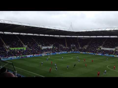 Liverpool FC @ Reading FC - Madejski Stadium (1)