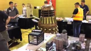 Dalek at Adelaide Little Wars