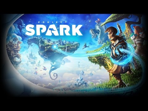 What is Project Spark XBOX ONE / PC