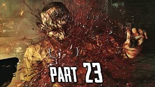 The Evil Within Walkthrough Gameplay Part 23 - Merry-Go-Round (PS4)