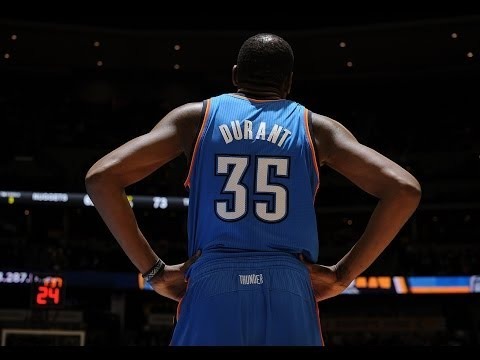 Kevin Durant's Top 10 Plays of 2013