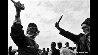 Битва чеченцев с «вербованными» в_1950-х