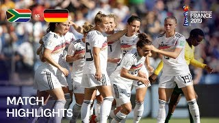 South Africa v Germany - FIFA Women's World Cup France 2019™