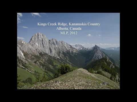 Mountain Legacy Project:  A short portfolio