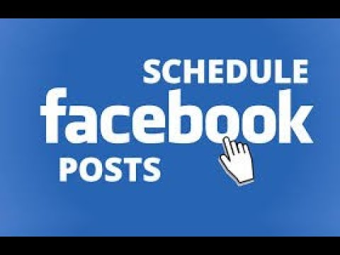 How to schedule Facebook Posts Without Page