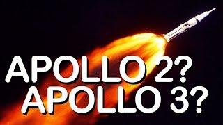 Download The Lost Apollo 2 and Apollo 3 Missions Video