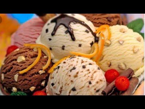 Ice-Cream Setting Agents   Useful Tips to set Ice-Cream fast ? Gelatin Powder and Agar Agar Powder  