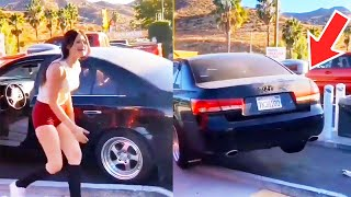 ROAD RAGE KARMA - Bad Drivers, Hit and Run \u0026 Car Driving Fails Compilation #11