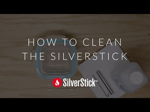 SilverStick: How To Clean The Pipe