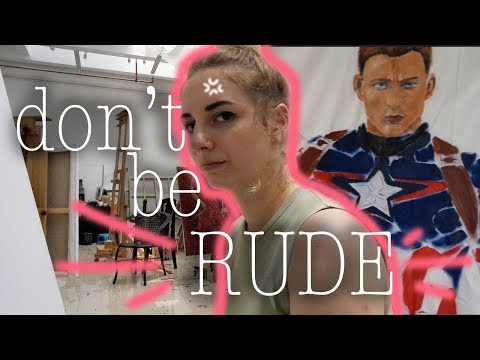Don't be RUDE: what I got up to in May