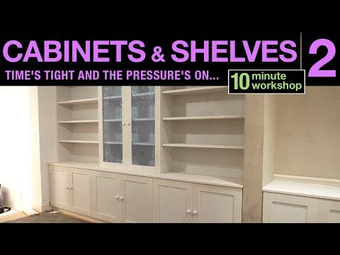 Cabinets and shelves, Part 2 #166