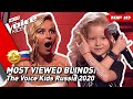 Download  TOP 10 | MOST VIEWED Blind Auditions of 2020: Russia 🇷🇺 | The Voice Kids MP3,3GP,MP4