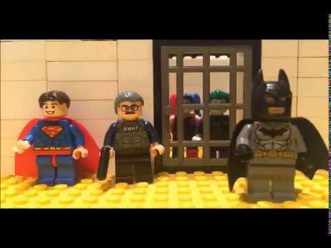 Lego Batman RedBrick Competition Entry