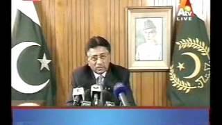 Pervez Musharraf Last Speech 07