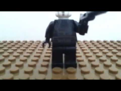Lego custom fig (COD) Ghost