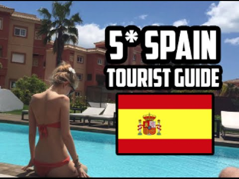 5* TOURIST GUIDE SPAIN - Part 2: Luxury hotels, Seville, Malaga and Fuengirola