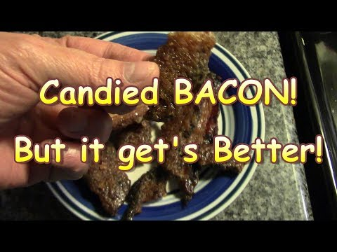 Candied Bacon! Part Two of Bacon Week!