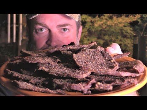 Smoked Beef Jerky Recipe