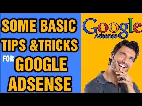 Some BASIC GOOGLE ADSENSE TIPS AND TRICKS URDU HINDI TUTORIAL