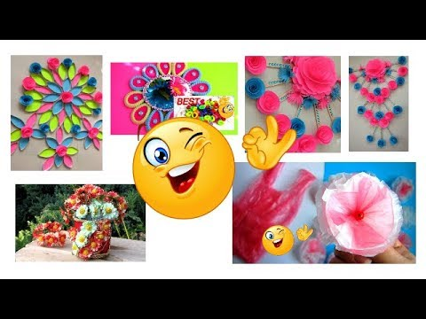 5 best out of waste project ideas | DIY Arts and Craft