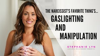 Gaslighting & Manipulation.. the Narcissist