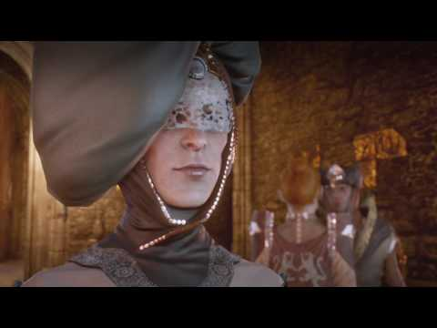 Dragon Age™: Inquisition Meeting Bastien's family