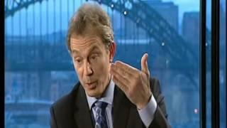 Newsnight Special February 2003 - Tony Blair Jeremy Paxman Iraq