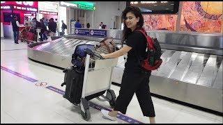 Dhaka to Bangkok Flight Bangladesh Airlines | Thailand Vlog 01