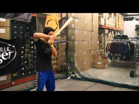 Marucci Professional Cut Maple Baseball Bat Natural Finish closeoutbats.com