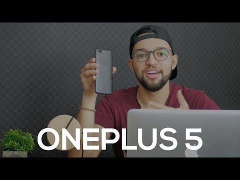 OnePlus 5 | AINDA VALE A PENA EM 2018?