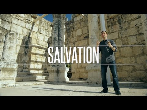 How to receive salvation through faith in Jesus