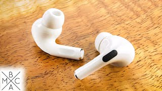AIRPODS PRO REVIEW: Watch THIS Before BUYING!