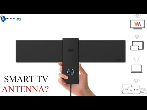 WATCHAIR TV ANTENNA REVIEW - A SHOCKINGLY SMART WAY TO GET FREE LIVE TV
