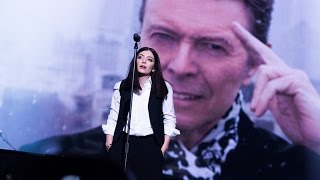 David Bowie Tribute l The BRIT Awards 2016