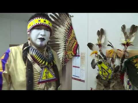 Canada Games TV Today - Donnie Mac - Traditional Dancer
