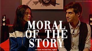 Sofia & Raul | Moral of the story