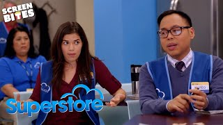 The Team Learns About Racism | Superstore (Season 1) | SceneScreen