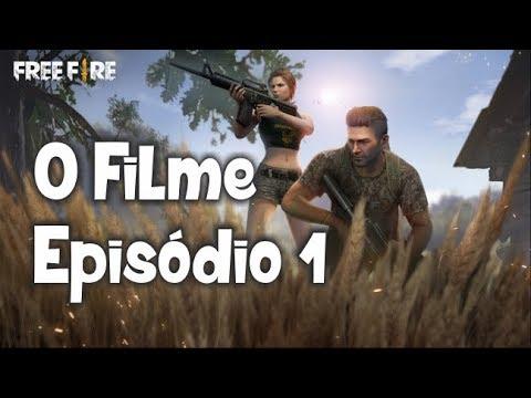 🐲Free Fire FILME o Zé Granada / Episódio 1