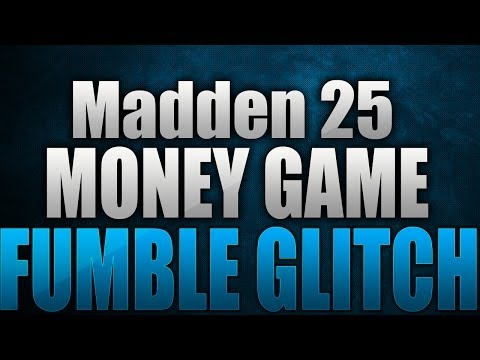 Madden 25 | Defense FUMBLE GLITCH!! | Money Game Tournament | Maden 25