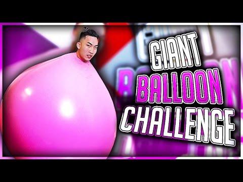 GIANT BALLOON CHALLENGE