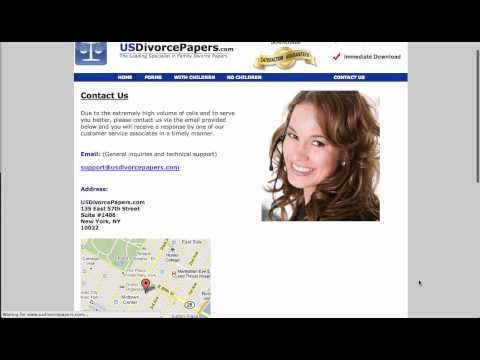 Divorce Papers & Marriage Settlement Agreements
