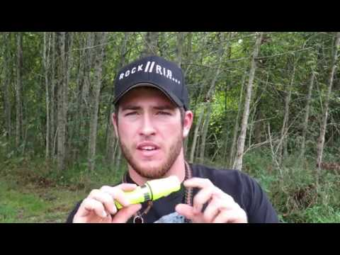 How To Tune A Goose Call- RockRib OutDoors