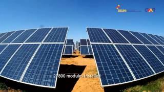 Delhi Airport enhances capacity of India's 1st Solar Power Plant